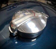 Monza Flip-Up Aluminium Fuel Cap Hinkley Triumph Bonneville T100 Thruxton etc