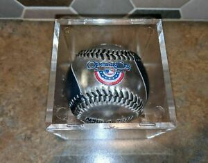 2011 DETROIT TIGERS KANSAS CITY ROYALS Opening Day Souvenir Baseball Rawlings