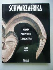 Schwarzafrika Masken Skulpturen Schmuckstücke 1992