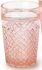 Tumbler - Addison - Rose Pink Glass - Mosser USA