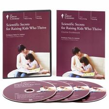 NEW Scientific Secrets for Raising Kids Who Thrive The Great Courses DVD & Book