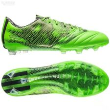 Adidas F50 adiZero FG Firm Ground Soccer Football Boots B26734 Mens size 11.5 uk