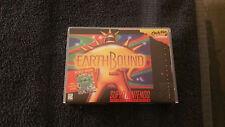 EarthBound - NTSC Super Nintendo SNES (NEW Collector Case/Box) NO GAME