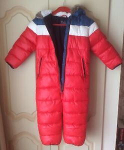 Next Shower Proof Padded All in One Padded Suit 3-4 Year old