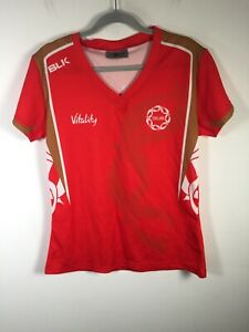 England Vitality Cricket T20 Jersey Player Issue womens shirt RARE size 14