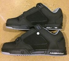 DVS Militia Heir Size 7 US Black Skate Shoes Stash Tongue Enduro Havoc Deadstock
