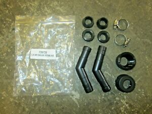EcoPlus Fittings Kit ONLY for a 1/4 HP Water Chiller New In Bag 728720