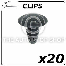Clips Toyota Range: Agya - Hiace Part Number: 11771 Pack of 20 In Plastic Bag