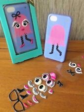 KATE SPADE Lilas Maquillage A Monster IPHONE 7 Hybride Coque Rigide Neuf Emballé