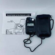 Sekonic Flashmate L-308 Flash MeterWith Pouch
