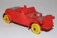Auburn Rubber, 1930's Ford Hot Rod Coupe, Red, Nice Original