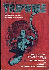 TRIPWIRE volume 4 #7 (October 2001) British comics fanzine