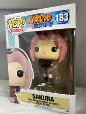 Funko POP! Sakura Naruto Shippuden #183
