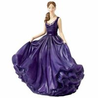 Royal Doulton HEATHER Traditional Pretty Ladies Figurine HN5693 New Hand Signed