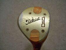 Titleist Laminated Maple #1 Wood Golf Club