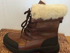 UGG Australia Kids Vibram SN 5209 Waterproof Boots Brown