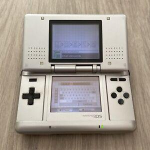 Console Nintendo Ds 1ère Génération - Fonctionnelle Mais Tactile HS Ds Tank
