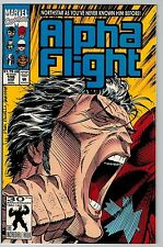 Alpha Flight #106 1992 (C6307) 2nd Print Northstar Comes Out Gay LGBT