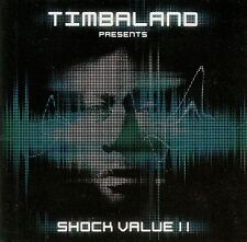TIMBALAND : TIMBALAND PRESENTS SHOCK VALUE II / CD - NEUWERTIG