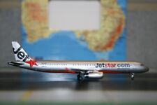 Aeroclassics 1:400 Jetstar Airbus A321-200 VH-VWT (ACVHVWT) Die-Cast Model Plane