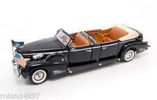 1938 Cadillac V-16 U.S. Presidential Limousine 1:24 Lucky Die-Cast 24028