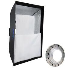 Mettle Softbox 80x120 cm para Hensel Expert//contras estudio fotográfico Studio relámpago