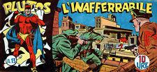 PLUTOS N. 13 DEL 22 FEBBRAIO 1950