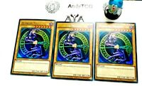 3x DARK MAGICIAN - L ULTRA  NM CT13-EN003 - YUGIOH  DUSA * ENGLISH/ GERMAN/ITALY