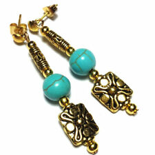 Butterfly Beads Handcrafted Earrings