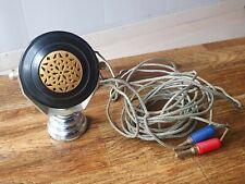 Microphone Art DÉCO,