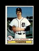 1979 Topps Baseball #251 Jack Morris (Tigers) NM+
