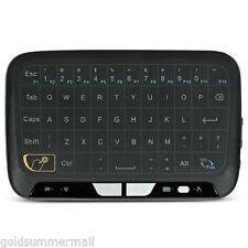 H18 2.4GHz Mini Wireless Keyboard USB Full Screen Large Touchpad Air Mouse BT