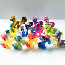 random 10pcs Lot MY LITTLE PONY PARTY FRIENDSHIP IS MAGIC MLP Figures -no repeat