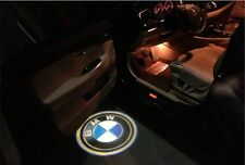 Luci proiettori Led portiera logo BMW luce cortesia led SERIE 1 3 5 7 X1 X5 Z4