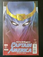 ⭐️ CAPTAIN AMERICA #6b (lgy 710) (2019 MARVEL Comics) VF/NM Book