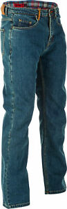 HIGHWAY 21 Blockhouse Jeans 34 Tall Oxford Blue 489-13734T