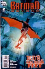DC Comics Batman Beyond #2 of 6 First Printing 2010 Series Free UK Postage