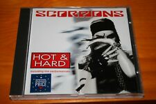 SCORPIONS - HOT AND HARD  (Including Live Performances) - (CD)