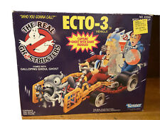 1984 Vintage Real Ghostbusters Ecto-3 Vehicle Mib Kenner
