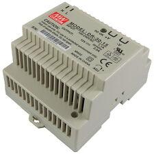 MEANWELL DR-30-15 Schaltnetzteil 30W 15V 2000mA 2A DIN Rail Power Supply 855868