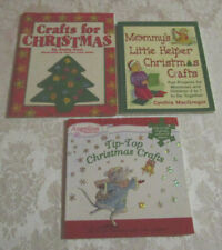 Children's Teachers Christmas Craft Books Very Good Lot of 3 Softcovers