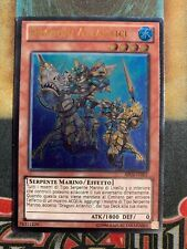 Yugioh Atlantean Dragoons AP02-EN001 AP02-IT001 Ultimate Rare ITALIAN!