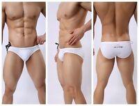 New men's swimwear swim underwear Briefs Bikini Beachwear Swimming Trunks M-XL