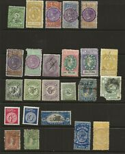 Australian States Page of Not Perfect State Stamps