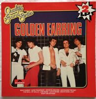 "GOLDEN EARRING DoLP 12""⚠️Mint⚠️ 2 Original Lp's-Polydor 2670228-NL"