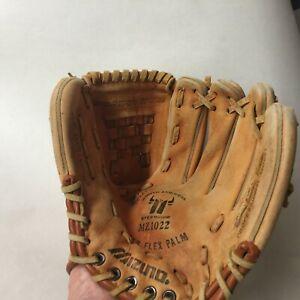 Baseball Glove Mizuno MZ1022 Prof. Model Full Grain Leather 9.5 Inch Youth