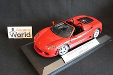 """SM Modelart built transkit Ferrari 360 Spider """"Imola Racing"""" 1:18 red (PJBB)"""