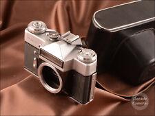 Zenit E Film Camera Body inc Case - VGC - 9395