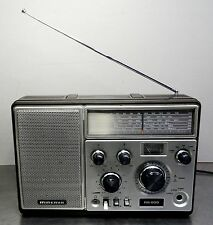 Vintage Radio - Älteres Kofferradio Minerva RS-800 Netz u. Batteriebetrieb 1980