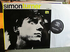 SIMON fisher TURNER S/T EP LP '90 UK the King of Luxembourg creation crelp064 OG